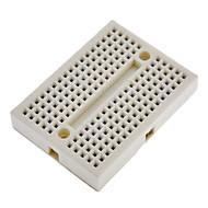 170 points mini breadboard for (for Arduino) Proto skjold (virker med officiel (til Arduino) boards)