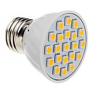Spot Blanc Chaud E26/E27 3 W 20 SMD 5050 230-250 LM AC 100-240 V