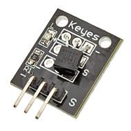 디지털 온도 센서 모듈 DS18B20 (Arduino를위한) (-55 ~ 125 ℃)