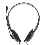e800 Kopfhörer 3.5mm über Ear-Stereo hallo-Fi mit Mikrofon für PC / Desktop