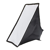 20x30 Universele Folding Camera Speedlight Softbox (Zwart)
