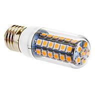 E26/E27 4 W 48 SMD 5050 720 LM Warm White T Corn Bulbs AC 220-240 V