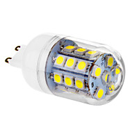 G9 4 W 30 SMD 5050 450 LM Cool White T Corn Bulbs AC 220-240 V