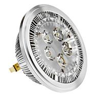 G53 5 W 5 High Power LED 420-450 LM Cool White Spot Lights AC 85-265 V