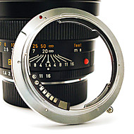EMOLUX AF-Confirm Leica R Lens to Canon EOS EF mount adapter with electronic 5D II 7D