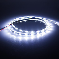 0.9M 10W 54x5630SMD 700LM Wit Licht LED Light Strip (DC 12V)