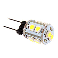 G4 3 W 10 SMD 2835 210 LM Cool White T Corn Bulbs DC 12 V