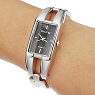 Women's Rectangle Dial Quartz Analog Bracelet Watch