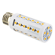 E27 6W 42x5050SMD 700lm 3000K Warm White Light LED Corn żarówki (85-265V)