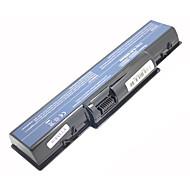 5200mAh erstatning laptop-batteri for Acer NV58 AS09A31 4732Z D/E525 D725 D720 AS09A31 A61-Svart