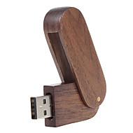 Penna USB da 8GB, fantasia in legno