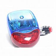 Vélo Klaxon de Vélo Cyclisme/Vélo Eclairage LED Plastique