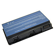 5200mAh Laptop-batteri for Acer Travelmate 5220 5220G 5230 5310 5520 5530 LC.TM00741 LIP6219VPC TM00751-Svart