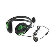 Xbox 360 Premium Koptelefoon (Groen)