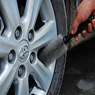 Neumático de coche y llanta Brush