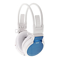 AT-SD88 Hi-Fi Sammenleggbar On-Ear Headphone med MP3-spiller Støtter SD / TF / MMC