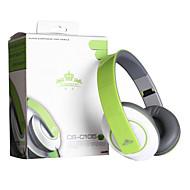 Echotech CS-C105 On-Ear Hi-Fi-stereo Foldable Headset för mobiltelefon / PC