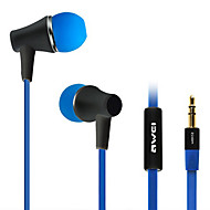 ES300M-Awei Super Bass In-Ear Earphone para Mobilephone/PC/MP3