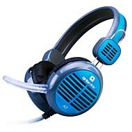 QL-A3 Ergonomisk Comfort Stereo Headphone Headset