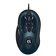 Logitech G400S / G400 Wired Optical 4000dpi Presice Gaming Mouse(MX518 Upgraded Version)(Random Color)