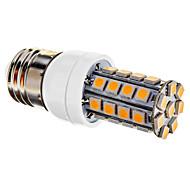 Dimmbar Mais-Birnen 5 W 480 LM 3000-3500 K 36 SMD 5050 Warmes Weiß AC 220-240 V