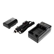 ismartdigi-Pentax D-LI90 1860mah, 7.2V Batteri + Billaddare för PENTAXK3 K-3 K5 K-5ii K-5IIS K7 K01 645D