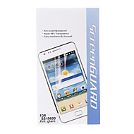Anti-Glare Hyper-98% Transparantie Mat Screen Protector voor Samsung Galaxy I9600 S5