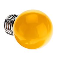 Lampadine globo LED 7 Capsula LED G45 E26/E27 0.5W Decorativo 50 LM Giallo AC 220-240 V
