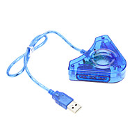 Adaptador Conversor para PS2 PSX para USB PC