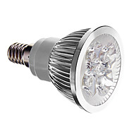 Spot Lights , E14 4.5 W 270-320 LM Cool White AC 100-240 V