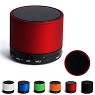 BL-788F Bluetooth V3.0 спикер с микрофоном / TF / Hands-Free - серебро / синий / зеленый / оранжевый / красный / черный