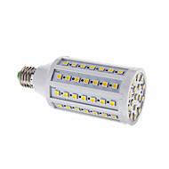 15W 86 SMD 5050 1032 LM Koel wit T LED-maïslampen AC 220-240 V