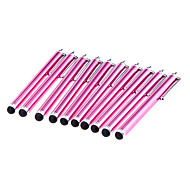 10 Deler Lunsj Clip on Rose Stylus Touch Screen Pen for iPad og andre