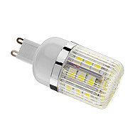 G9 4 W 30 SMD 5050 400 LM Cool White T Dimmable Corn Bulbs AC 220-240 V