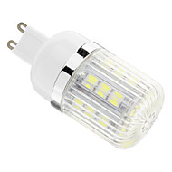 G9 4 W 30 SMD 5050 400 LM Cool White T Corn Bulbs AC 110-130 V