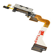 USB Charge Port Dock Connector Flex Cable for iPhone 4