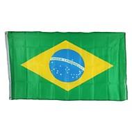 Coupe du monde 2014 Brésil Football Cheer Grand drapeau
