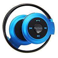mini-503 dobrável Bluetooth v2.1 fone de ouvido viva-voz estéreo w / microfone para iphone iphone 6 6 mais iphone 5s / 5