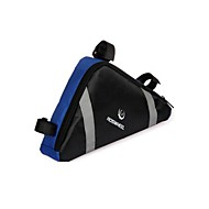 Roswheel fiets Bag Voorframe Head Pipe Triangle Bag Storage Pouch