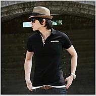 TaiChang™ Men's Fashion Slim Polos