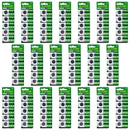 Hotsale TianQiu CR1632 3V Lithium Cell Button Battery - Silver (20 Packs / 100 PCS)