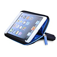 Love Expression Solid Blue Color Neoprene Anti-Shock Case for 7''Tablet