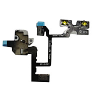 Audio Jack Headphone Flex Cable Replacement for iPhone 4G (Black)