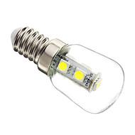 E14 1 W 25 SMD 3014 60-70 LM 6000-6500 K Koel wit Decoratief Maïslampen AC 220-240 V