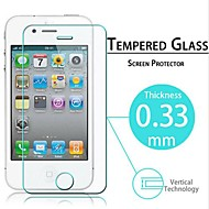 Explosion-Proof Premium Tempered Glass Film Screen Protector for iPhone 4 4s Anti Shatter