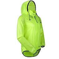 Santic Hombres Al Aire Libre anti UV impermeable ultrafino respirable del viento MC07008V Poncho para lluvia