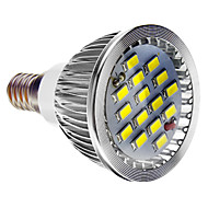 E14 5.5 W 15 SMD 5730 400 LM Cool White Dimmable Spot Lights AC 220-240 V