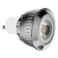 GU10/E26/E27 5W 1 COB 400LM Warm/Cool White Dimmable Spot Lights AC220-240V