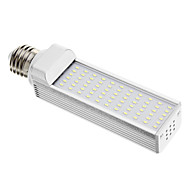 E27 7W 66x3014SMD 660lm 6000K Super White Light Żarówka LED Corn (AC85-265V)