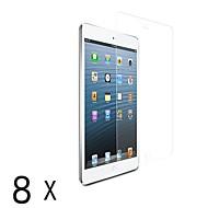 protetor de tela ultra claro lcd guarda para Mini iPad 3 Mini iPad 2 iPad mini (8 pcs)